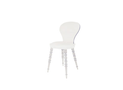 Babel Chair_White_s