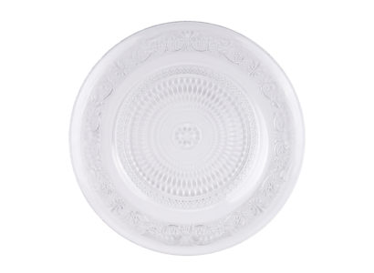 Boho style charger plate