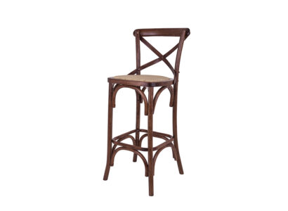 Crossback Bar Chair_Dark Wood_s