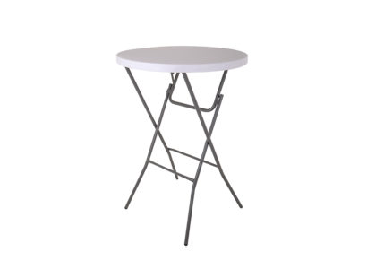 Round Plastic Bar Table_s